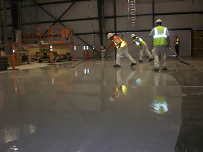Albuquerque Epoxy Floor Contractors