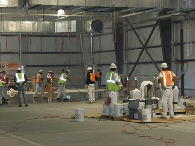 Industrial Floor Contractors