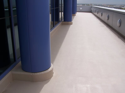 Building Epoxy Coating